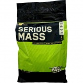 Купить Гейнер Serious Mass Optimum Nutrition 5455 гр. в Санкт-Петербурге