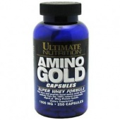 Купить Аминокислоты Amino 1000 Gold Ultimate Nutrition 250 капсул в Санкт-Петербурге