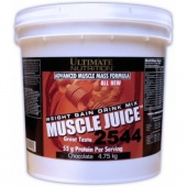 Купить Гейнер Muscle Juice 2544 Ultimate Nutrition 6000 гр. в Санкт-Петербурге
