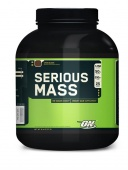 Купить Гейнер Serious Mass Optimum Nutrition 2724 гр. в Санкт-Петербурге