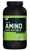 Купить Аминокислоты Amino 2222 SoftGels Optimum Nutrition 300 капсул в Санкт-Петербурге