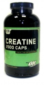 Купить Креатин Creatine 2500 Caps Optimum Nutrition 200 капсул в Санкт-Петербурге