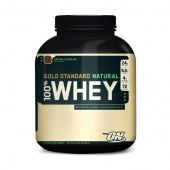 Купить Протеин 100% Whey Protein Natural Optimum Nutrition 2352 гр. в Санкт-Петербурге