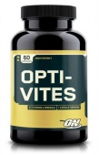 Купить Витамины Opti-Vites Optimum Nutrition 60 капсул в Санкт-Петербурге