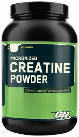 Купить Креатин Creatine Powder Optimum Nutrition 600 гр. в Санкт-Петербурге