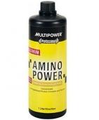 Купить Аминокислоты Amino Power Concentrate Multipower 1000 мл в Санкт-Петербурге