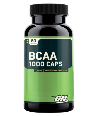 Купить BCAA 1000 Optimum Nutrition 400 капсул в Санкт-Петербурге