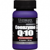 Купить Коэнзим Q10 Coenzyme Ultimate Nutrition 30 капсул в Санкт-Петербурге