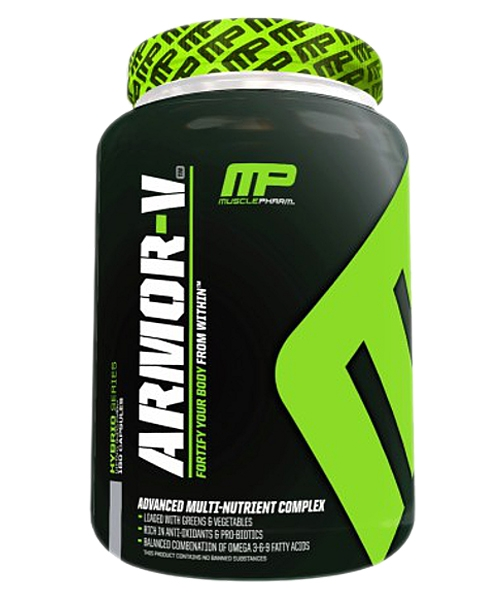 Купить Витамины Armor-V MusclePharm 180 капсул в Санкт-Петербурге