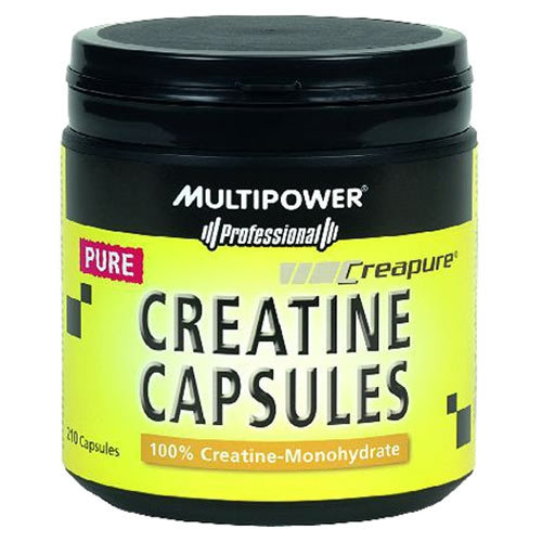 Купить Креатин Creatine Caps 1000mg Multipower 210 капсул в Санкт-Петербурге