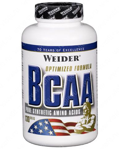 BCAA All Free Form Weider 130 таблеток