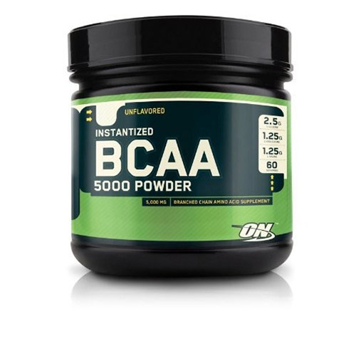Купить BCAA 5000 Powder Optimum Nutrition 380 гр. в Санкт-Петербурге