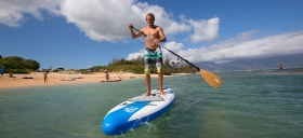 Доска SUP Fanatic Fly Air Touring 12'0 надувная