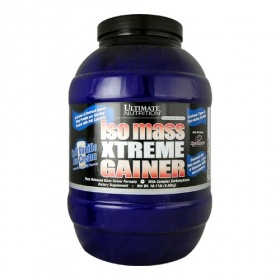 Купить Гейнер ISO Mass Xtreme Gainer Ultimate Nutrition 4600 гр. в Санкт-Петербурге