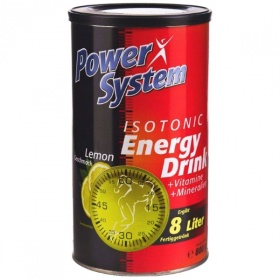 Купить Изотоник Isotonic Energy Drink Power System 800 гр. в Санкт-Петербурге