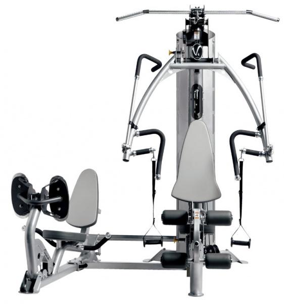 Купить Мультистанция б у c жимом для ног Hoist V4-Elite Gym