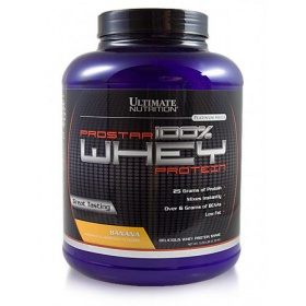 Купить Протеин Prostar 100% Whey Protein Ultimate Nutrition 2390 гр. в Санкт-Петербурге