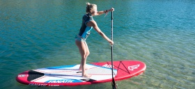 Доска SUP FANATIC Fly Air Premium 10'6 надувная