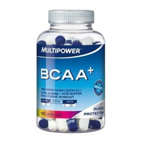 BCAA + Multipower 102 капсулы