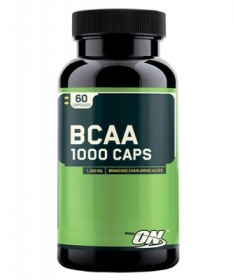 BCAA 1000 Optimum Nutrition 400 капсул