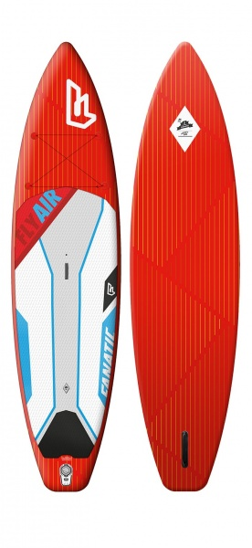 Доска SUP Fanatic Fly Air Premium Touring 12'0 надувная